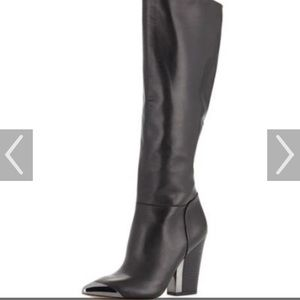 Knee high Sam Edelman black boots